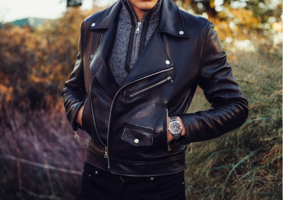Leather jacket alterations