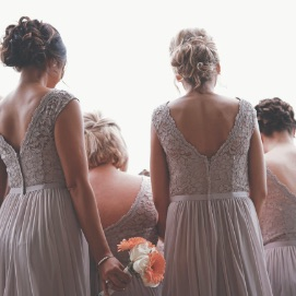 Bridesmaid dress alterations Exeter
