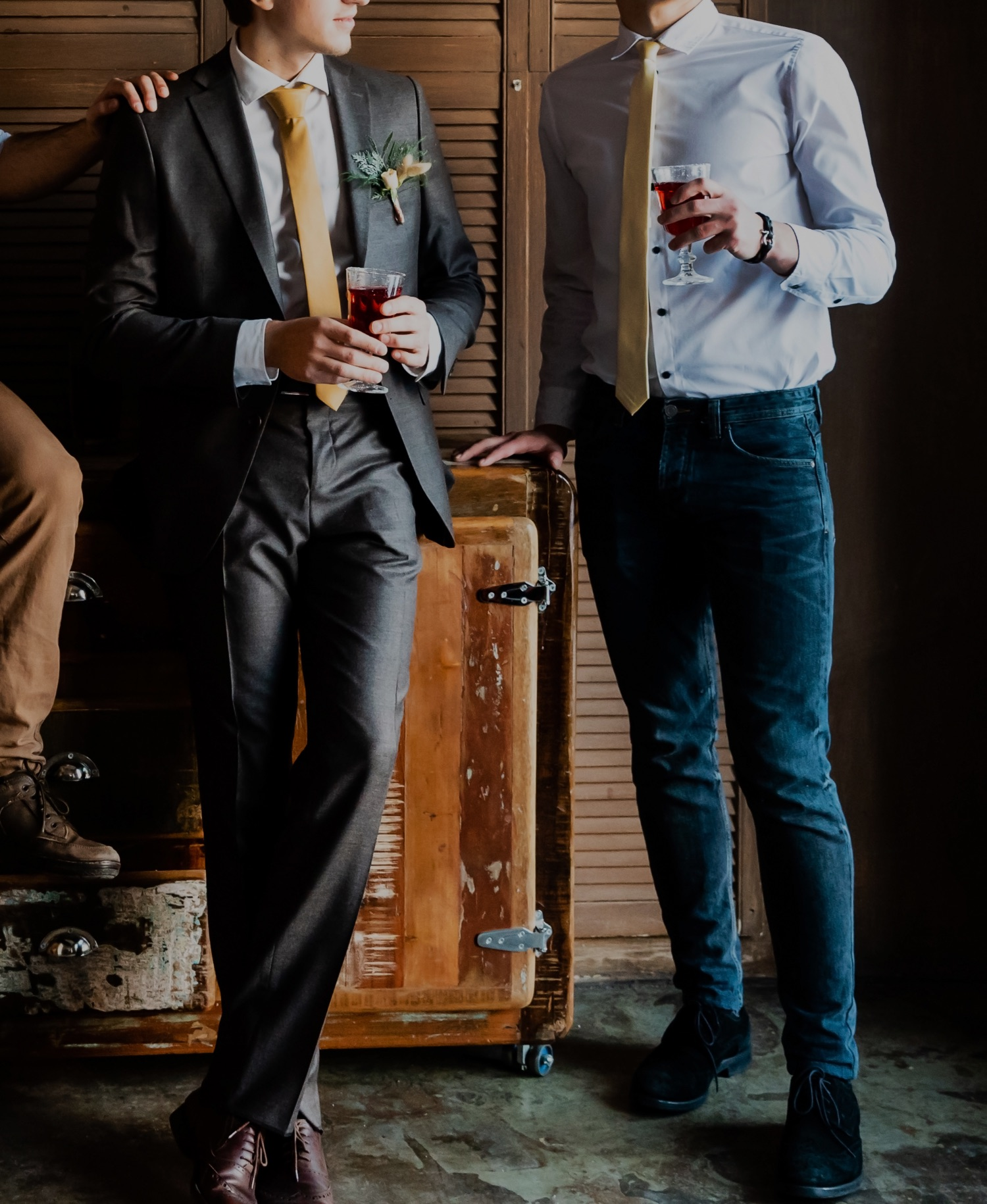 Wedding suits bespoke made in Exeter